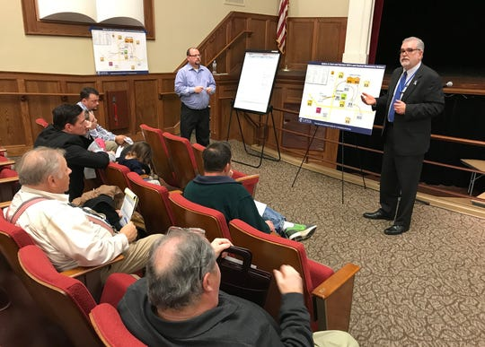 At a recent public forum, Capital School District officials explained all of the options on the table for the upcoming April 2019 referendum. The district will ask Dover residents to fund the building of two new middle schools.