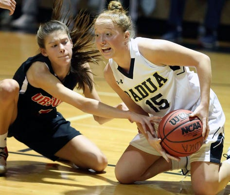 Ursuline Survives Against Padua