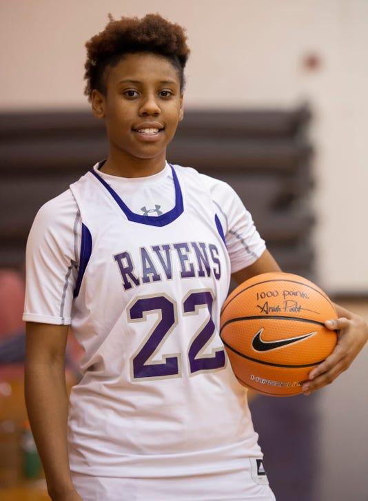 Sports Aniah Patterson 1000 Points