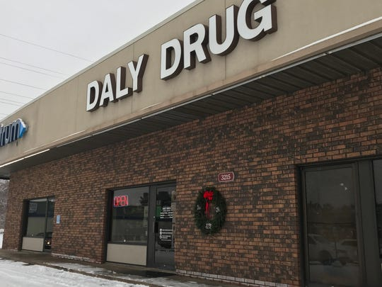 Daly Drug, 3215 Eighth St. S. in Wisconsin Rapids