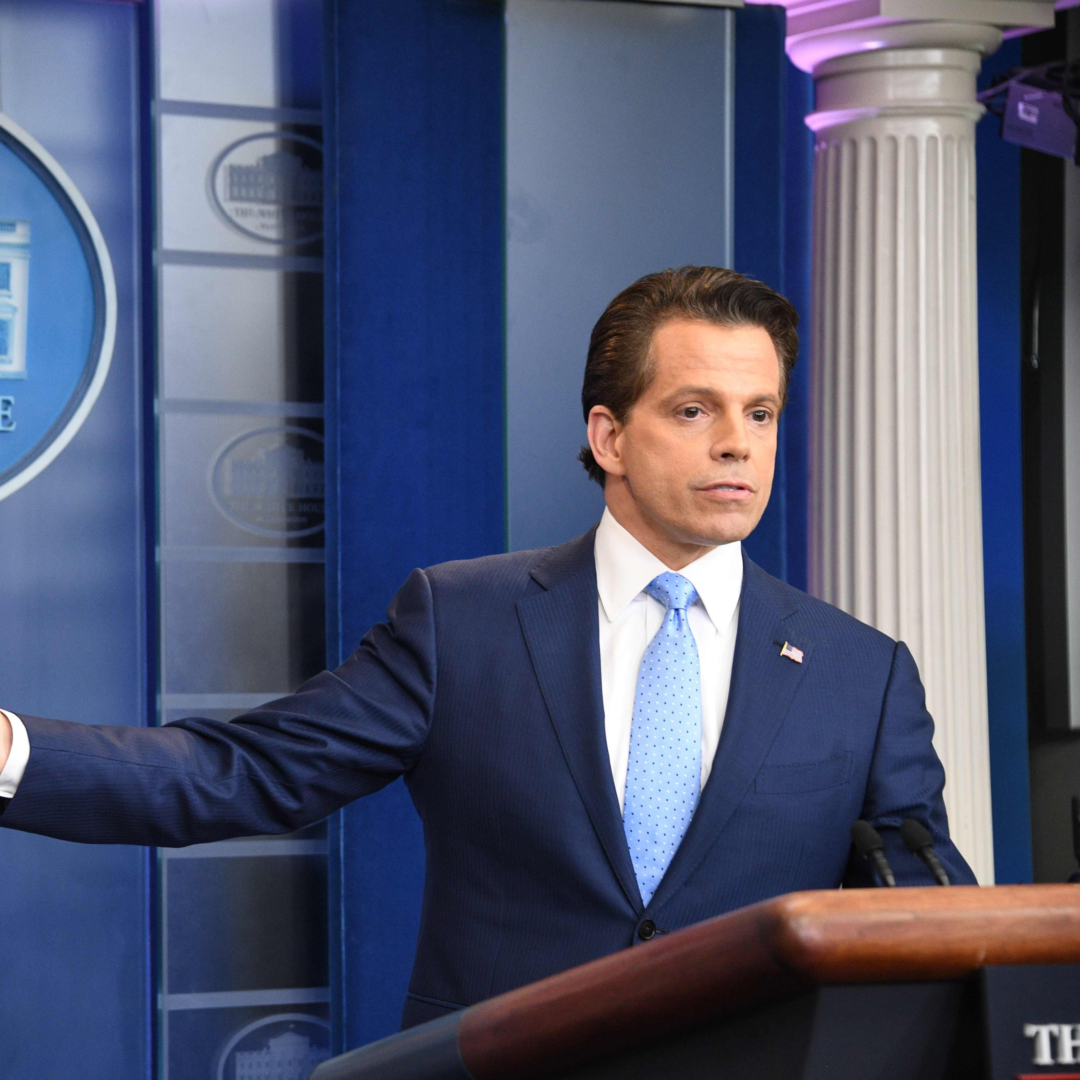 Former Donald Trump aide Anthony Scaramucci goes after Joe Biden through his son
