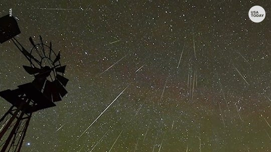 One of the year's best meteor showers – the Geminids – will peak Friday night