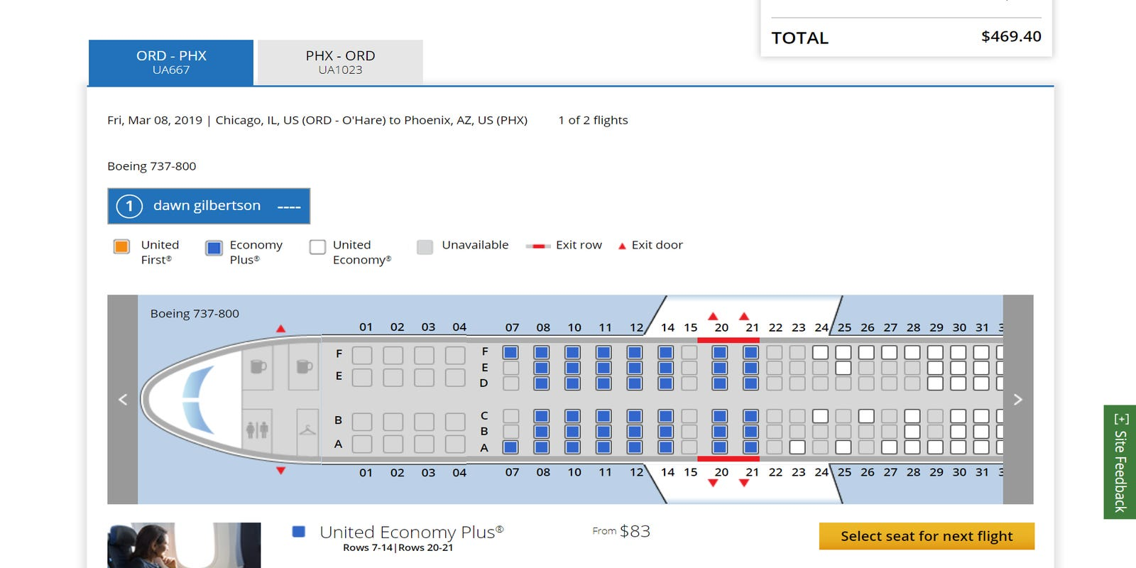 Strange Seat Selection Fees United Joins Delta And American With Pdpeps Interior Chair Design Pdpepsorg
