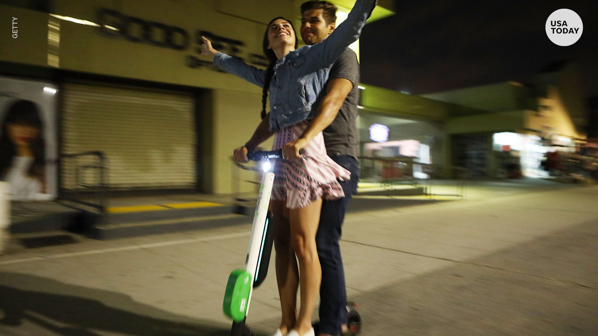 Bird Scooter Plan Grounded In Thousand Oaks City Was First To Allow Electric Scooters