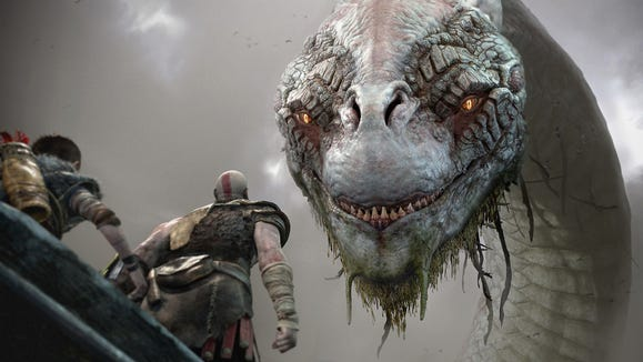 'God of War' is one of five new games coming to Sony's PlayStation Now cloud gaming subscription service. PS Now is also getting a price cut to $9.99 monthly, from $19.99.