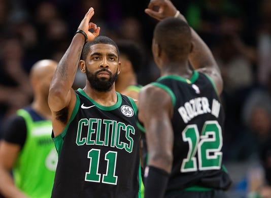 01eb349b113 Boston Celtics  Kyrie Irving s secret to team s upswing  Fun.