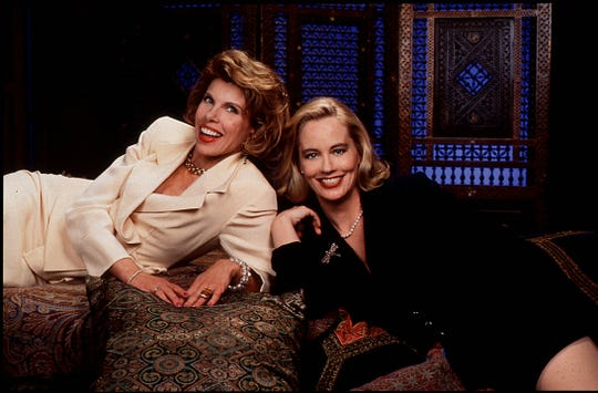 """Cybill"" won three Emmys, including the first for Christine Baranski, who was then in her first major TV role. She  was nominated three more times for that show and six times for ""The Good Wife."""