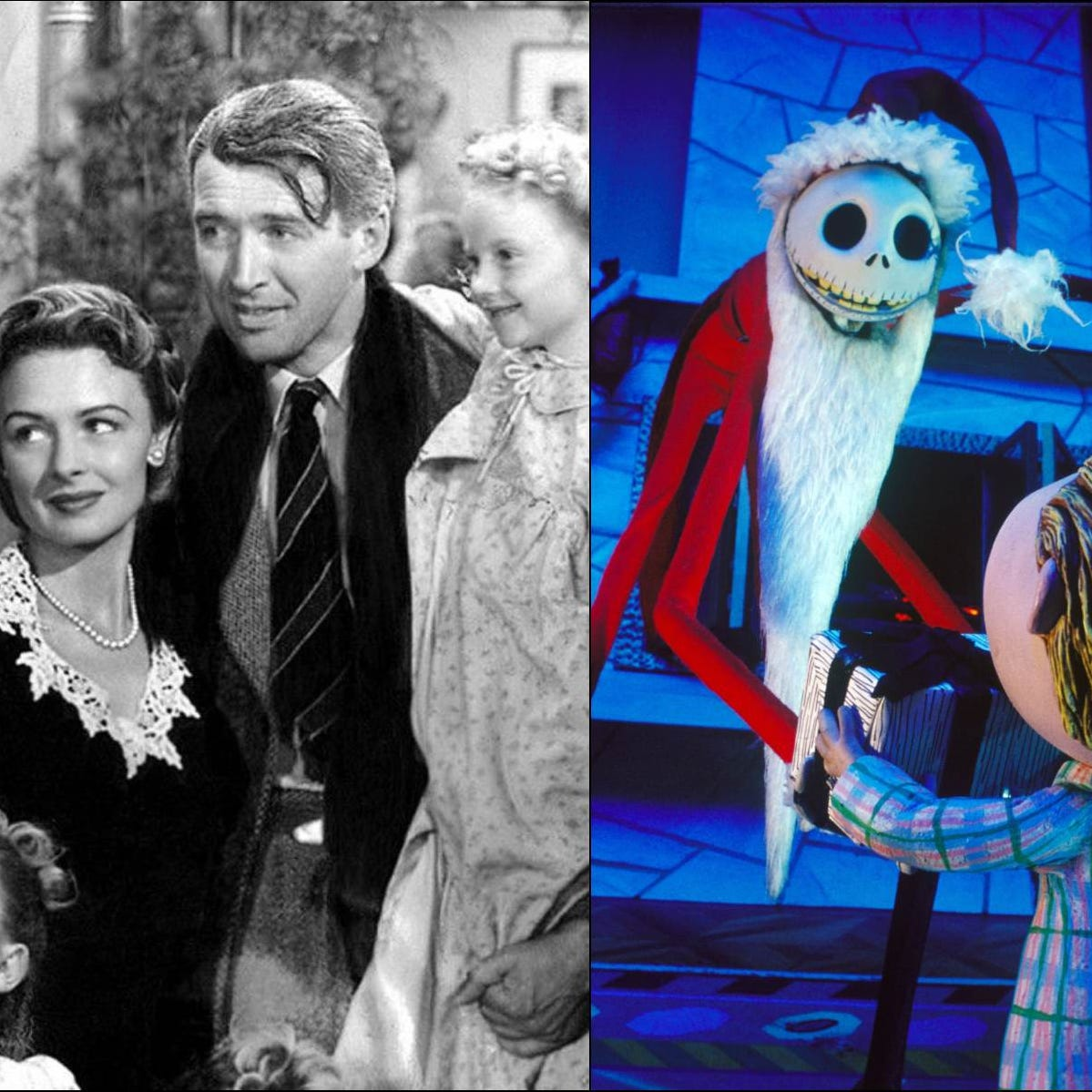 "Watch ""It's a Wonderful Life"" on Amazon Prime Video, ""The Nightmare Before Christmas"" on Hulu and ""The Christmas Chronicles"" on Netflix this holiday season."