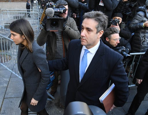 Usp News Michael Cohen Sentencing Usa Ny