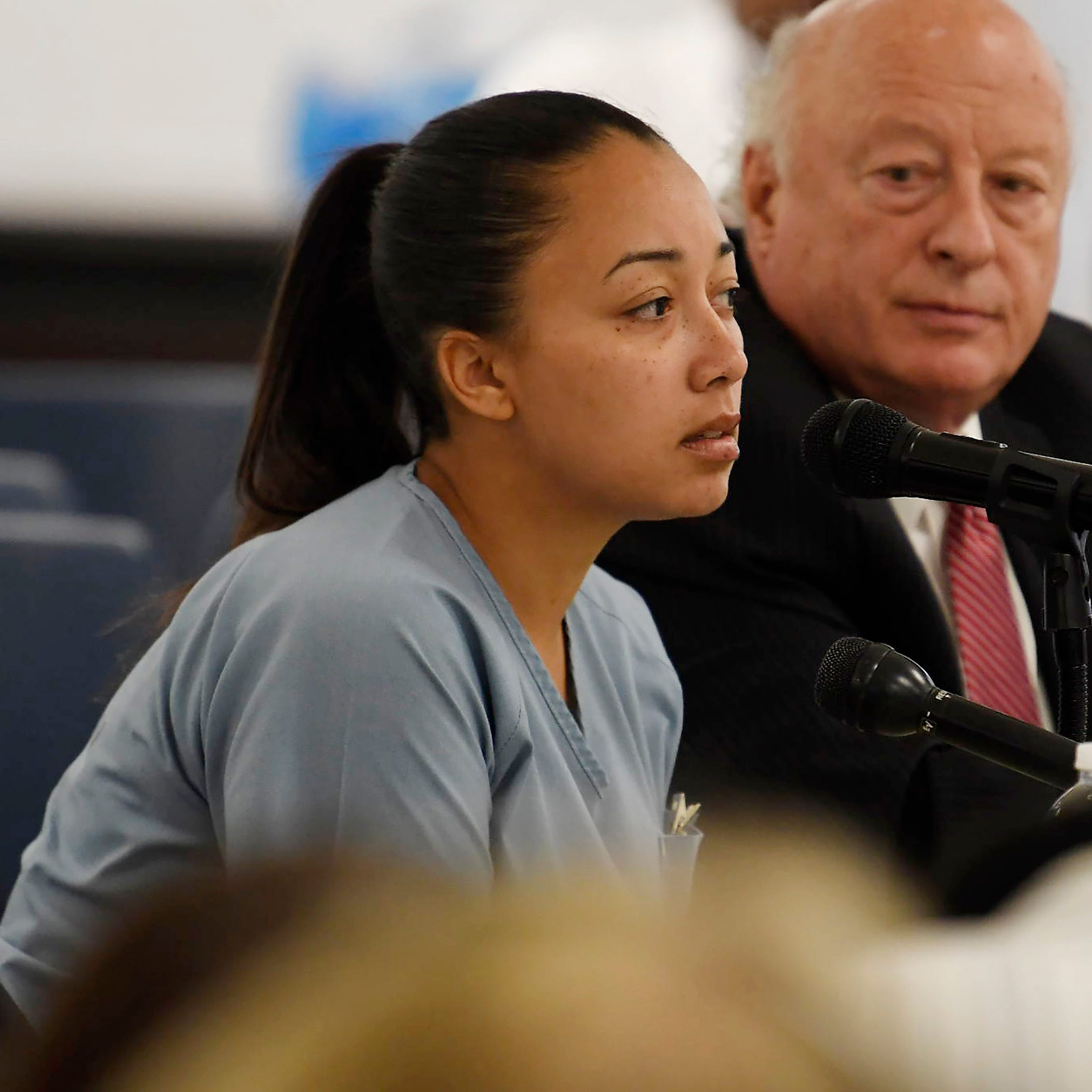 Cyntoia Brown case: Shelby County commissioners send letter to Gov. Haslam supporting clemency