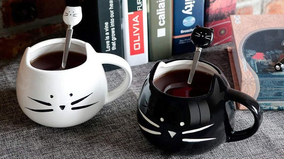 These novelty mugs are just really adorable.