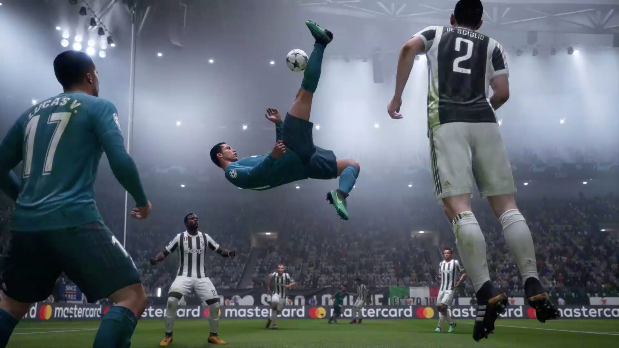 """22. FIFA 19 (Xbox One) EA's """"FIFA"""" series has been around for a quarter of a century. """"FIFA 19,"""" the latest in the highest-selling sports franchise of all time, has sold over 1.2 million units for the Xbox One in just three weeks of sales."""