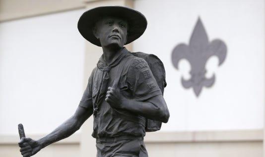 Ap Boy Scouts Gays A Usa Tx