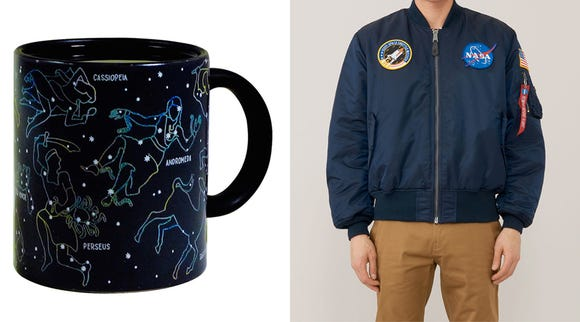 20 out-of-this-world gift ideas for the space fan