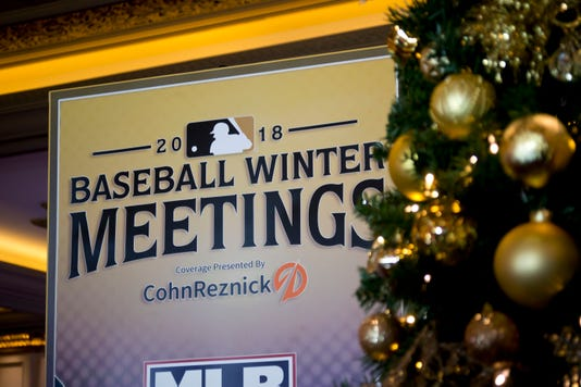 Usp Mlb Winter Meetings S Enter Suppcat Usa Nv