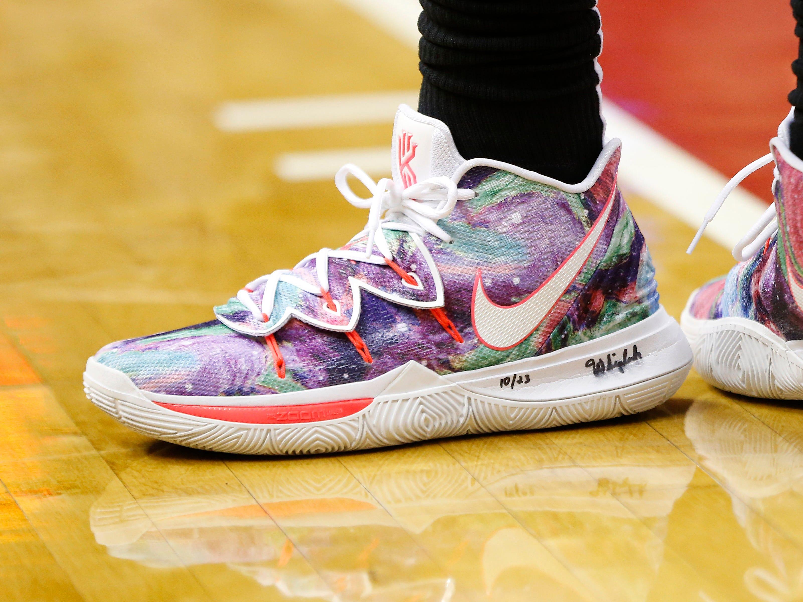 Dec. 12: Kyrie Irving, Celtics