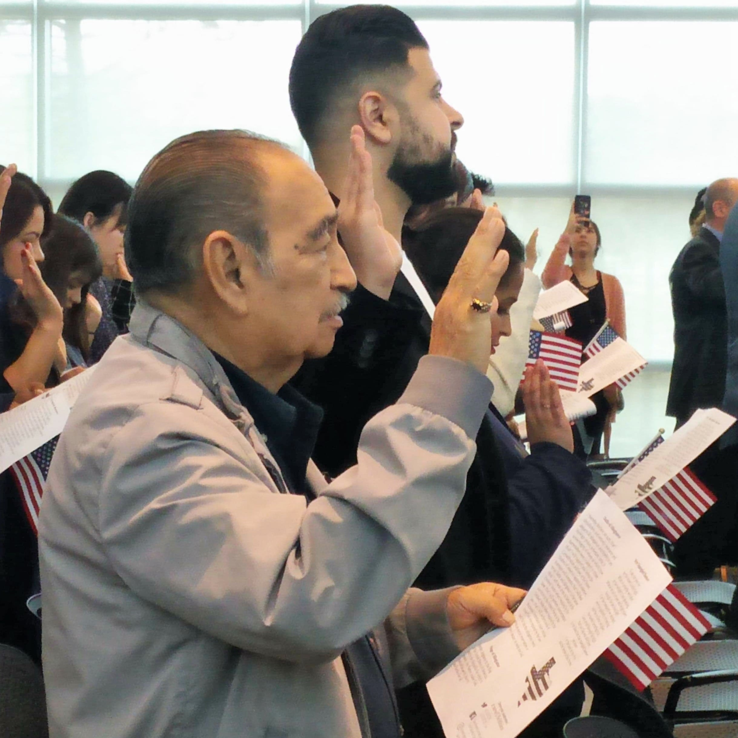 89-year-old Abilene man becomes an American citizen after nearly 70 years in the U.S.