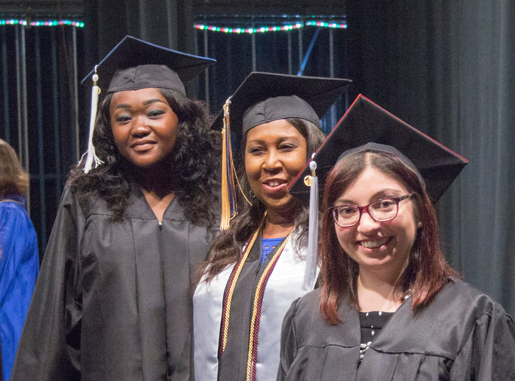 Mars Hill University conferred bachelor's degrees on 71 graduates on Dec. 14, 2018.