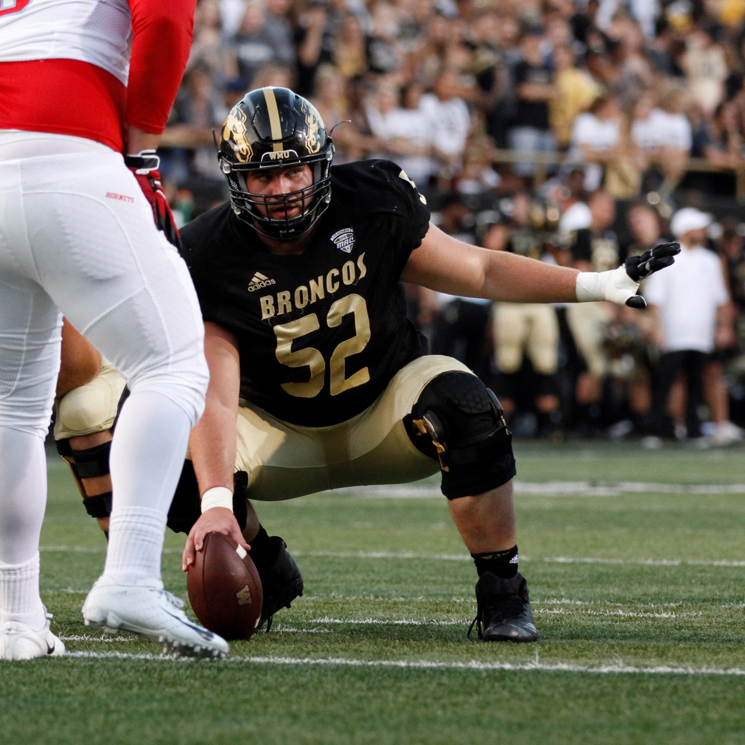 WMU's John Keenoy signs as undrafted free agent with Minnesota Vikings