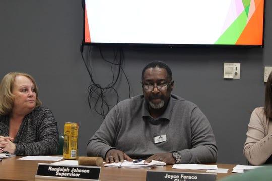 Bedford Charter Township Supervisor Rande Johnson replaced former supervisor Adam Heikkila in a recall election Nov. 6.