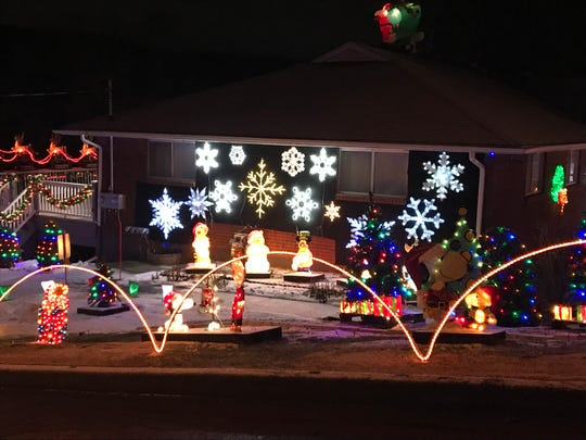 Buza's Christmasland, at 285 Lower Stella Ireland Road in Binghamton, will be open every day from about 5 to 9 p.m.
