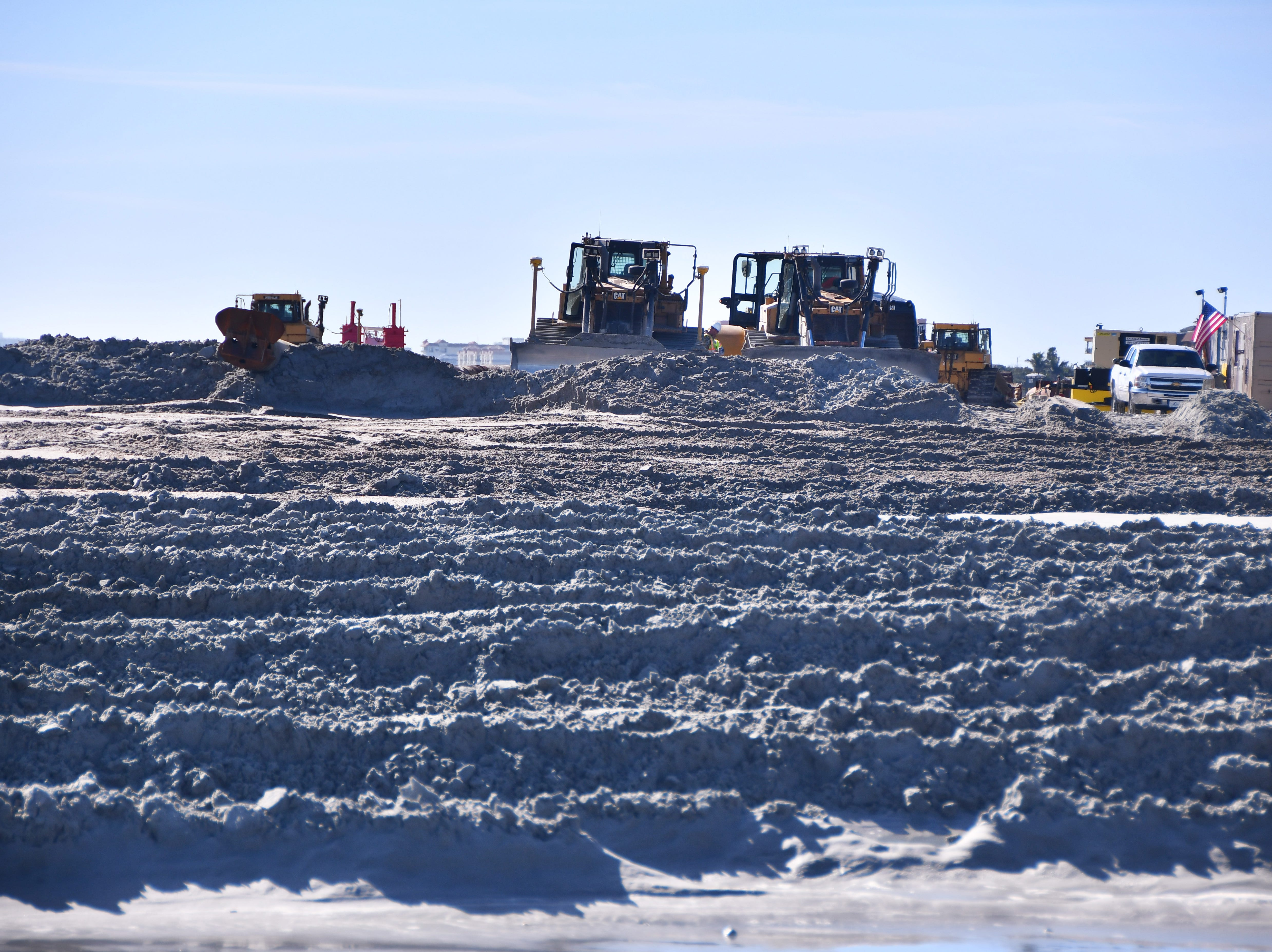 Here's why sand project is underway south of Port Canaveral for second time in a year