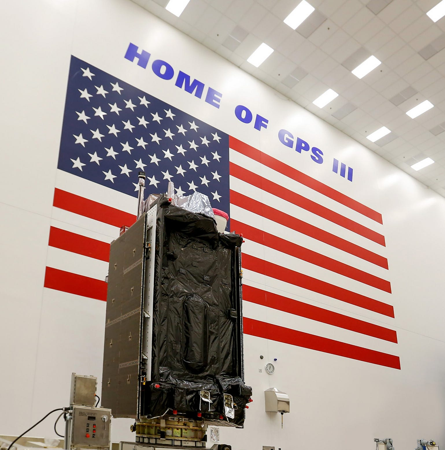 SpaceX to launch GPS satellite from Cape Canaveral in first national security mission