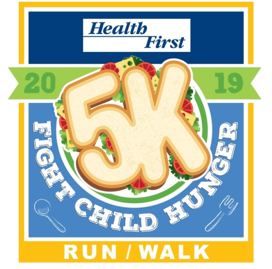 Health First Fight Child Hunger 5K Run/Walk event