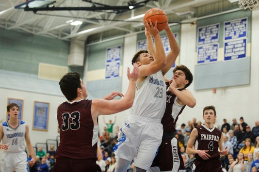 Bfa Fairfax Vs Vergennes Boys Basketball 12 13 18