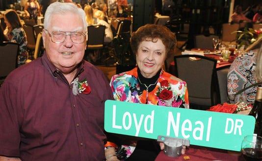 Nueces County Judge Loyd Nealthetis Neal