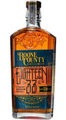 Boone County Distilling Co.'s bourbon relieved silver in a blind tasting by Fifty Best.