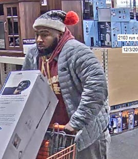 Johnston police are asking for the public's help in identifying suspects in a theft at Hy-Vee, according to a news release sent Thursday, Dec. 13.