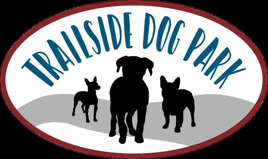 Trailside Dog Park Logo