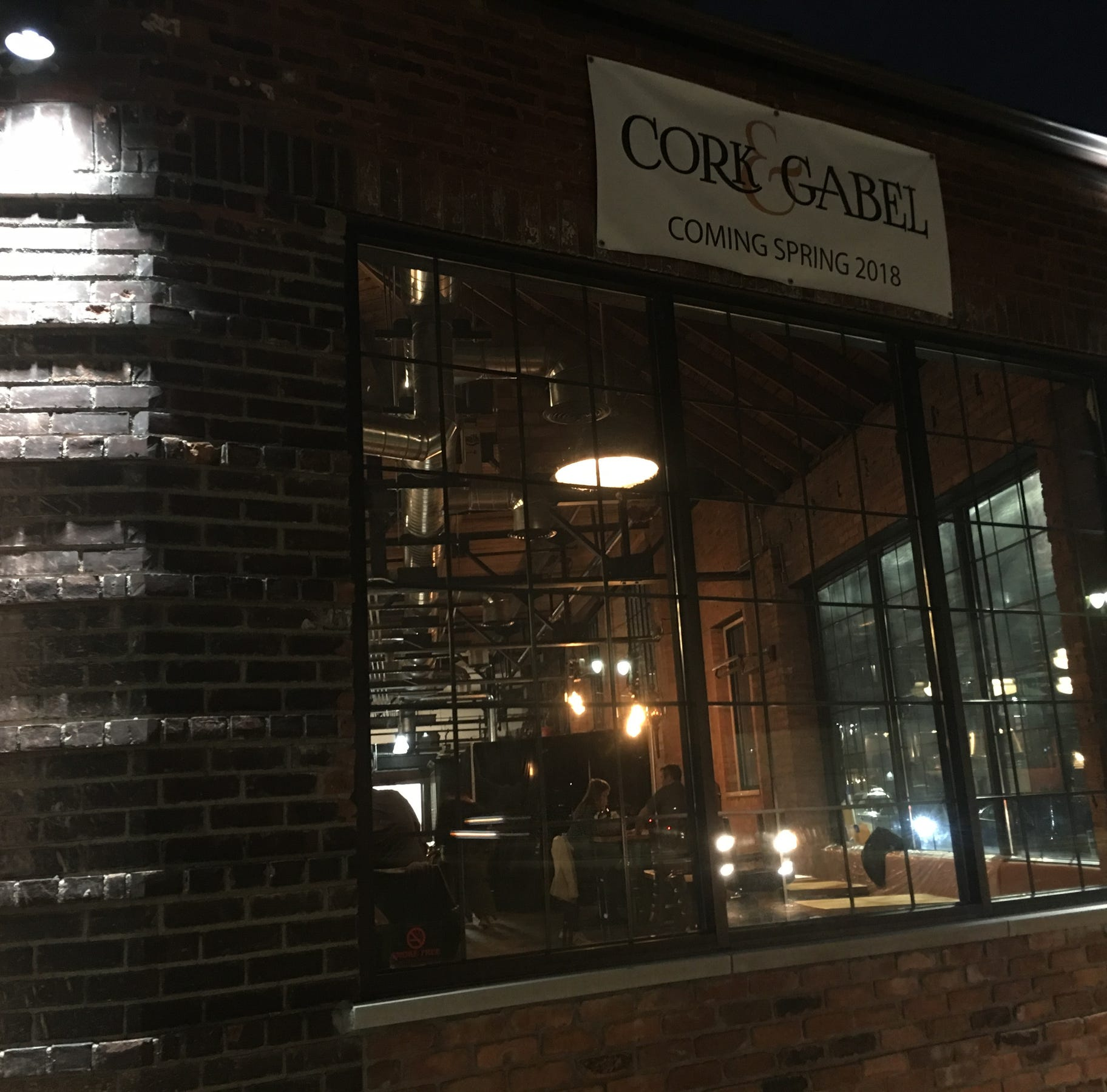 Corktown's Cork & Gabel will serve German, Irish and Italian fare