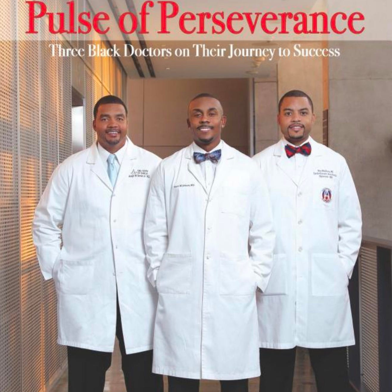 Trio's boyz-to-men journey leads to successful careers as doctors