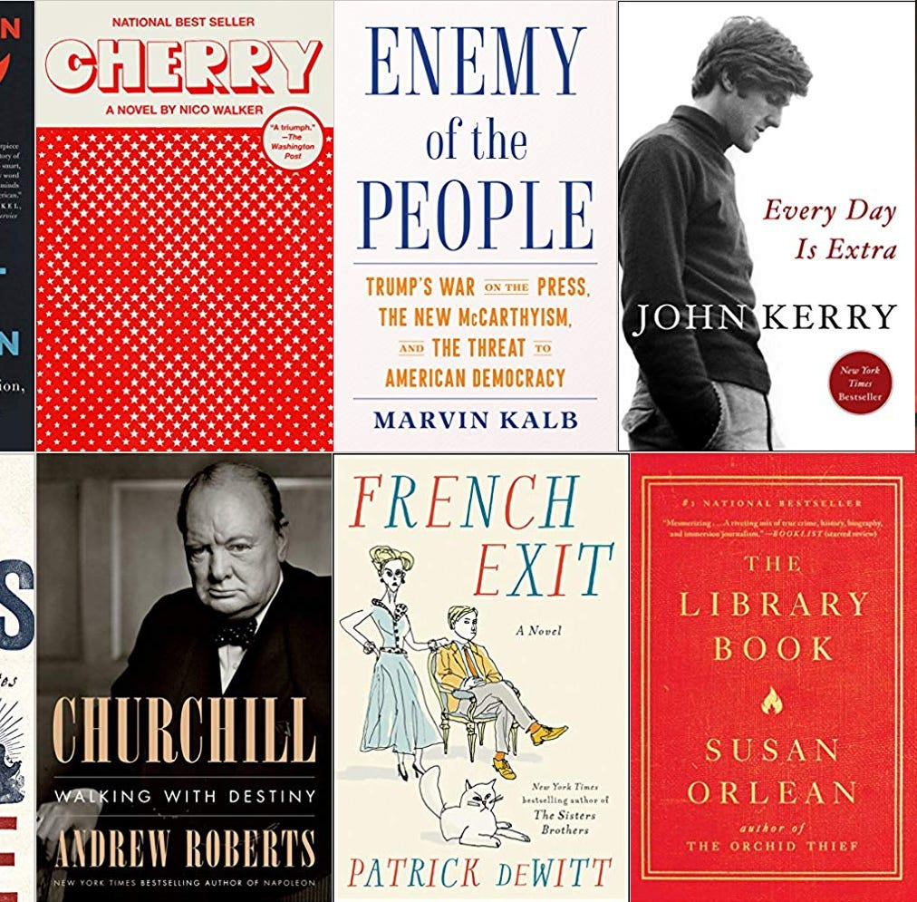 Gift guide: These books will delight and inform readers on your list