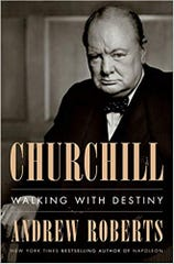 """Churchill: Walking with Destiny"""