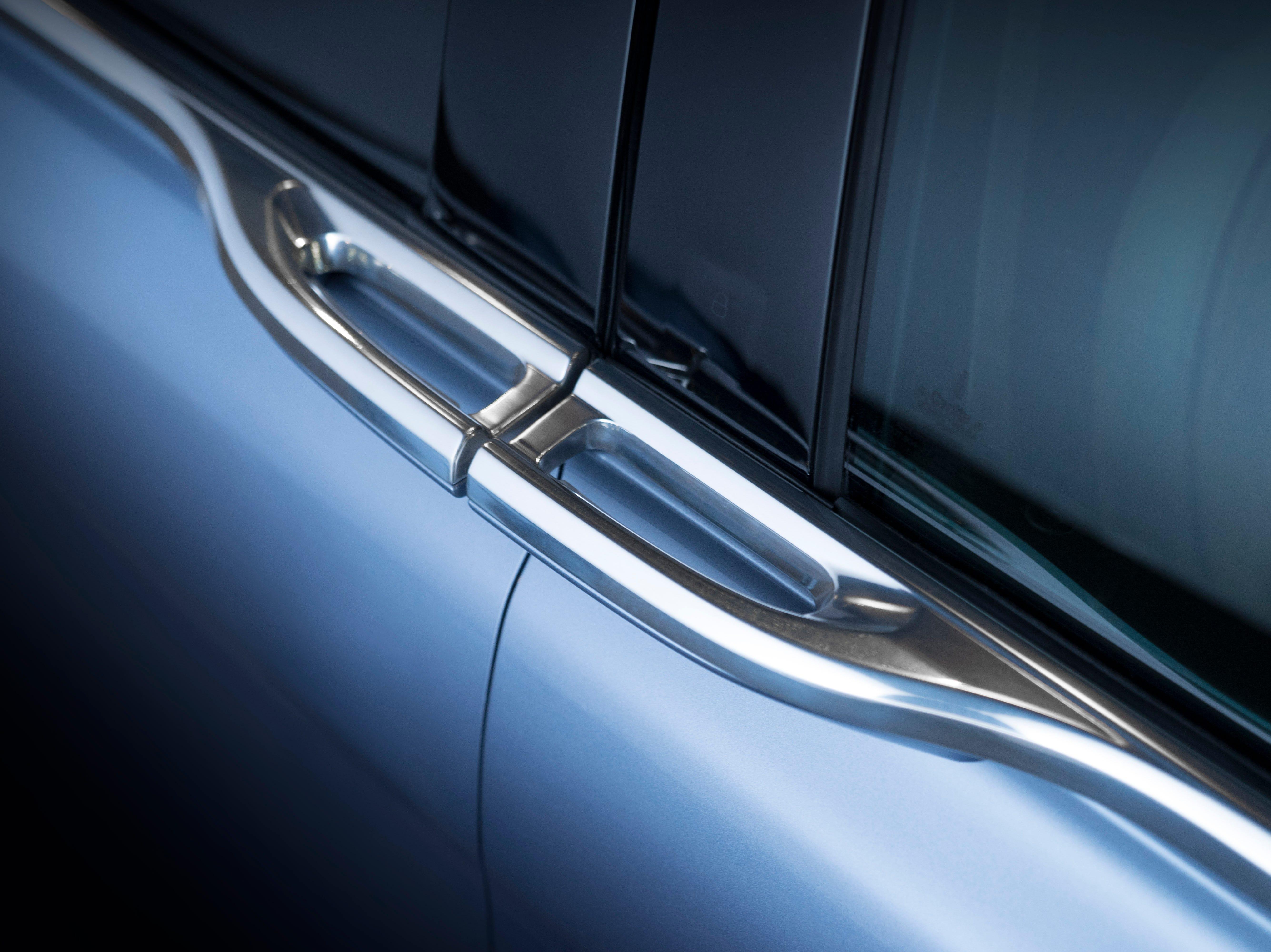 80th Anniversary Lincoln Continental Coach Door Edition.