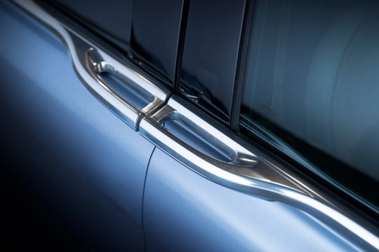 80th Anniversary Lincoln Continental Coach Door Edition.