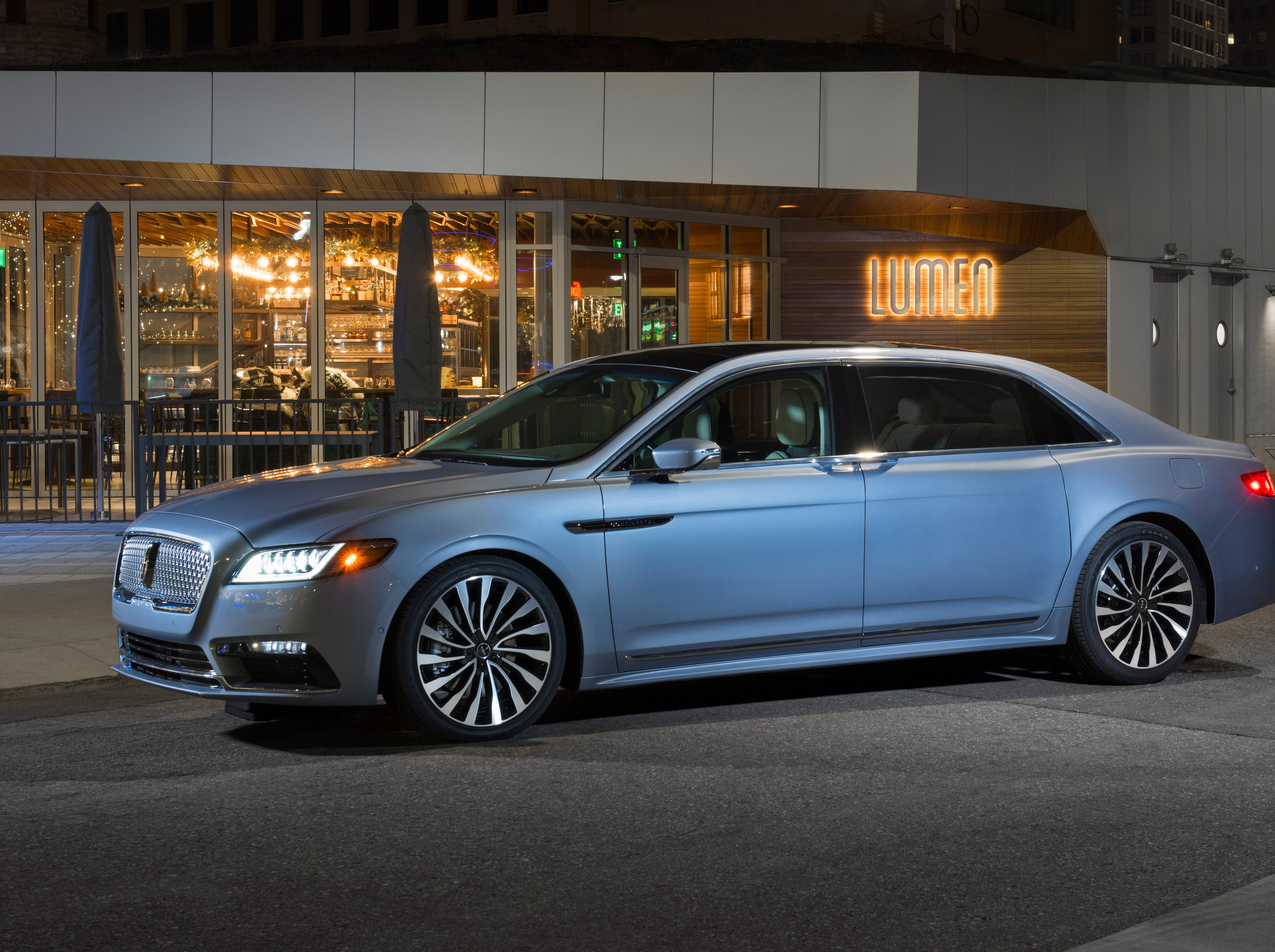 There won't be a formal application process, but anyone who wants the vehicles will have to work with a Lincoln dealer to get their hands on one.