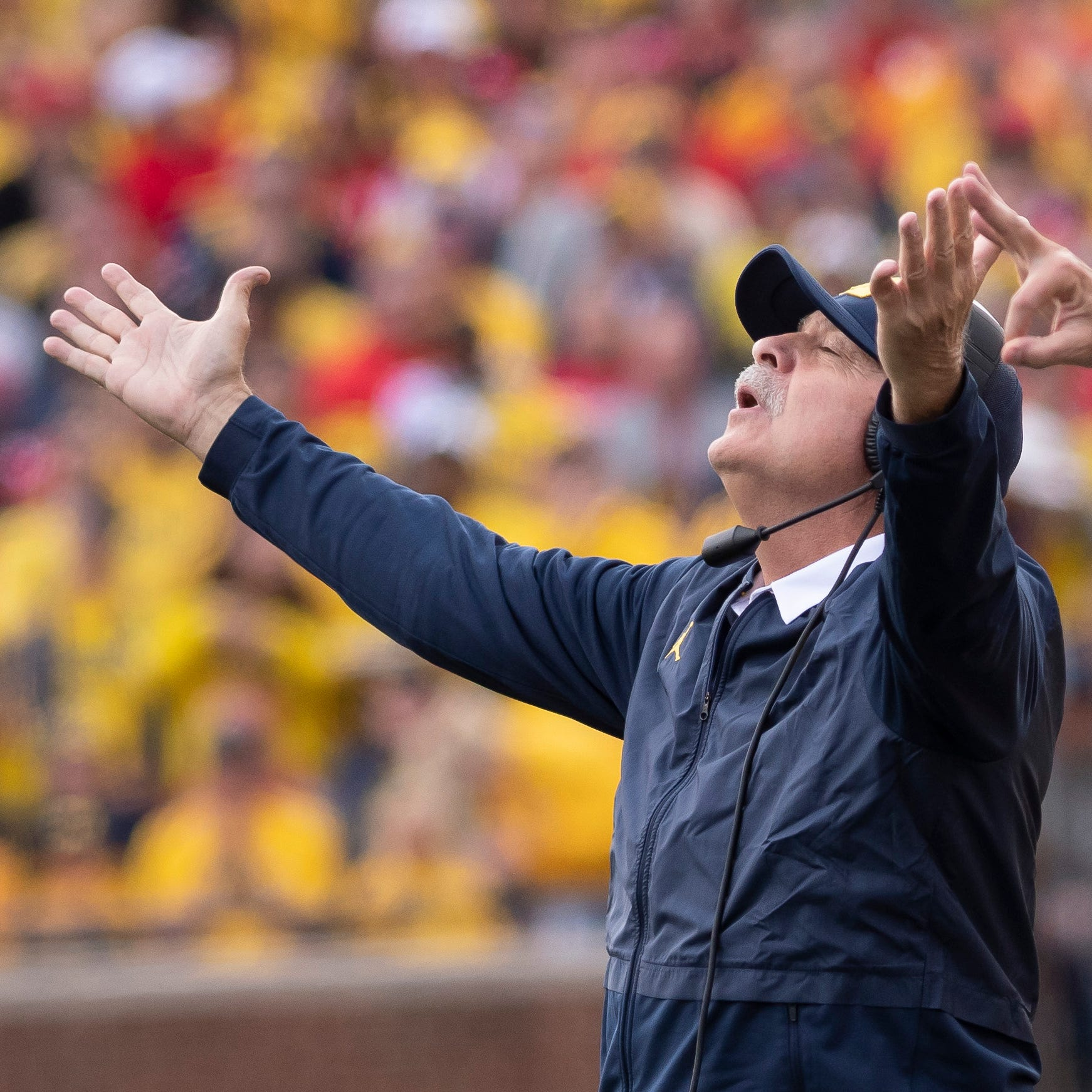 Michigan mailbag: Don Brown isn't being pushed to leave