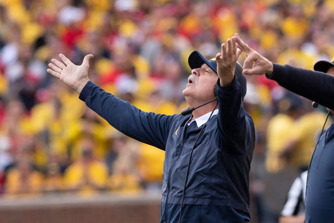 It doesn't make sense to think Jim Harbaugh is encouraging Don Brown to seek employment elsewhere.