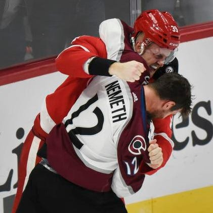 No more goons: Fights decline but still serve purpose for Red Wings