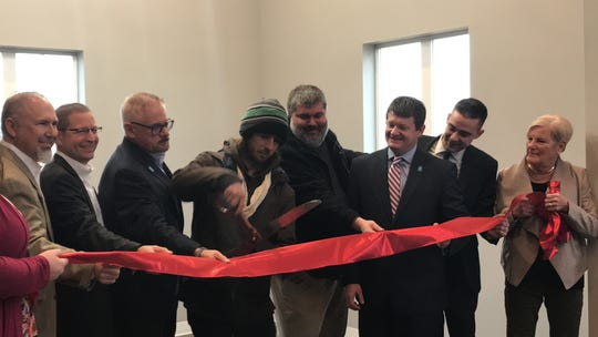 After three years of planning and construction, Garvin Lofts is finally open to the public.