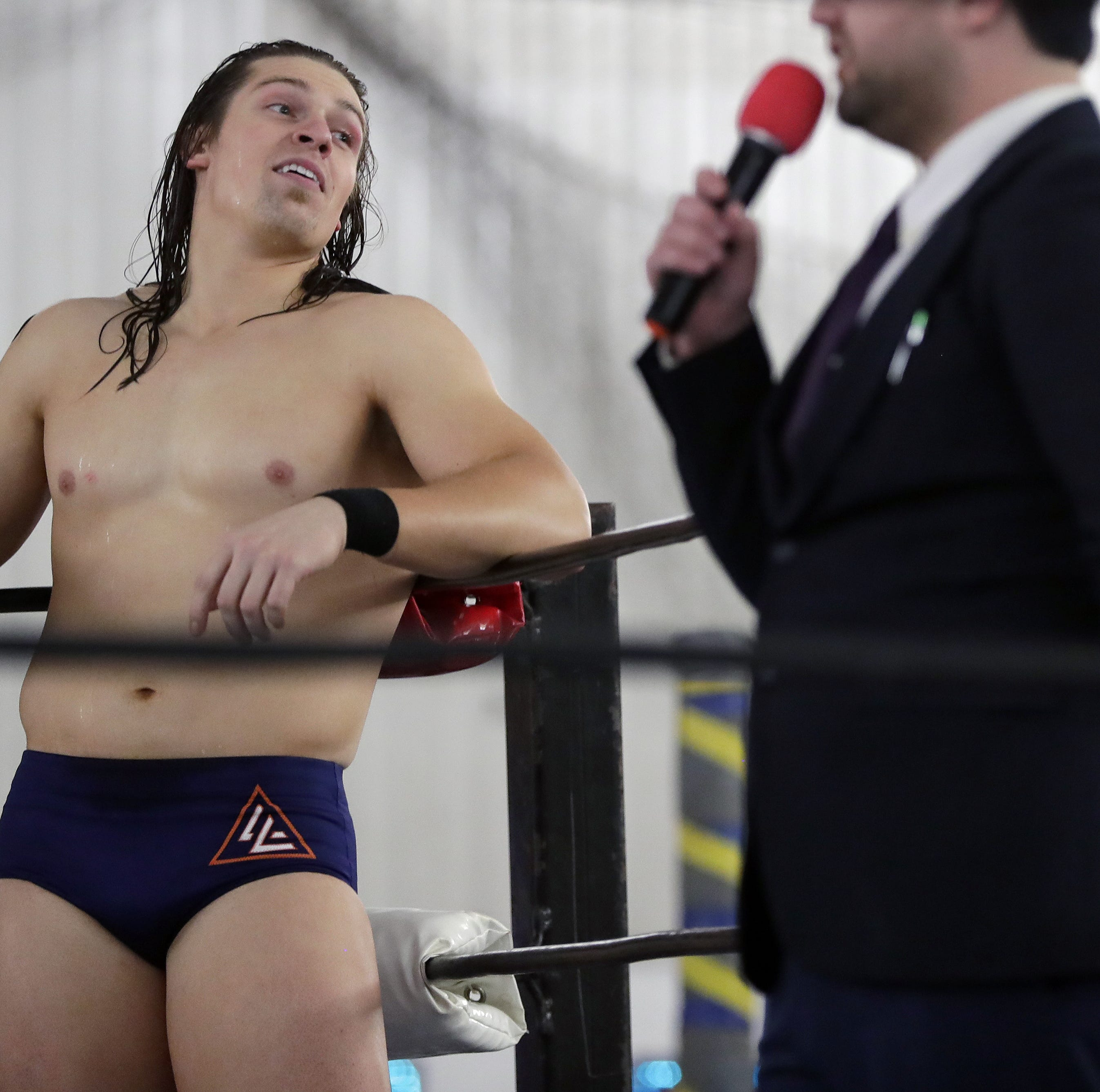 Wrestling in Wisconsin: Scripted drama, real dreams