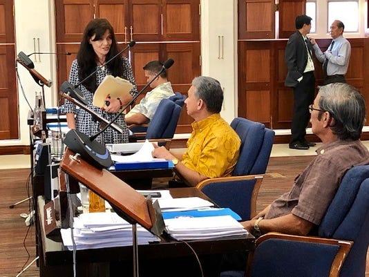 Session Senators