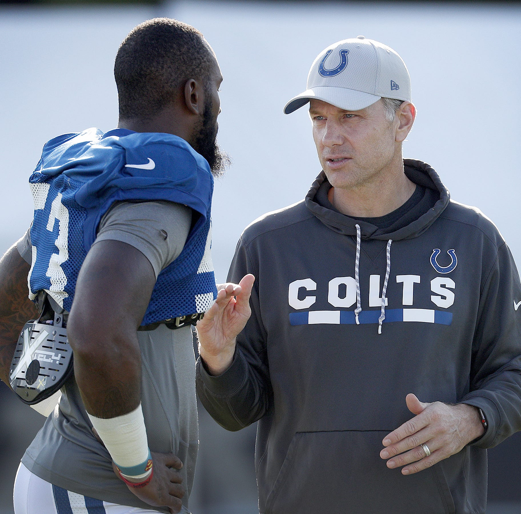 Insider: How much of an advantage will Matt Eberflus be for the Colts on Sunday?