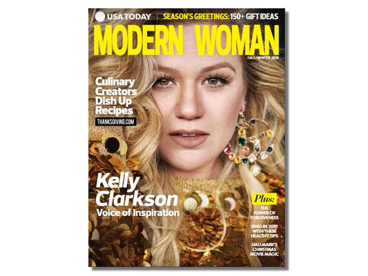 Download the Latest Modern Woman Magazine