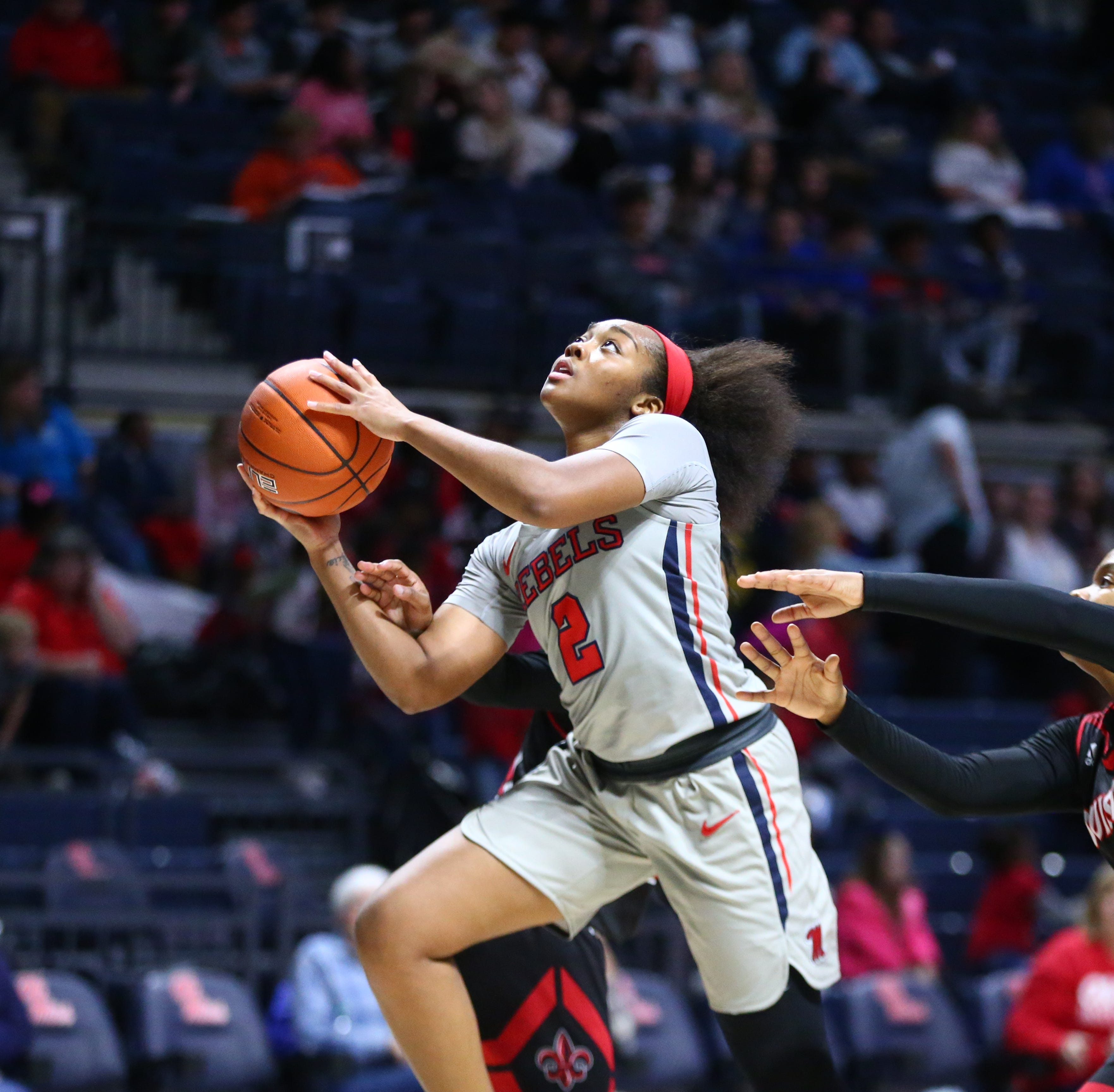 Hot-shooting, passing Ole Miss offense takes winning streak on road versus Louisiana Tech