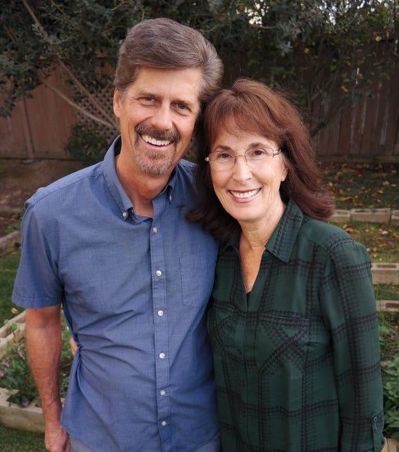 Lori Alexander and her husband, Ken.